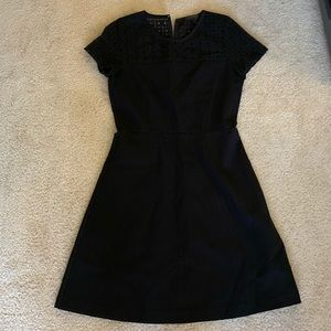 J. Crew Short Sleeve Dress